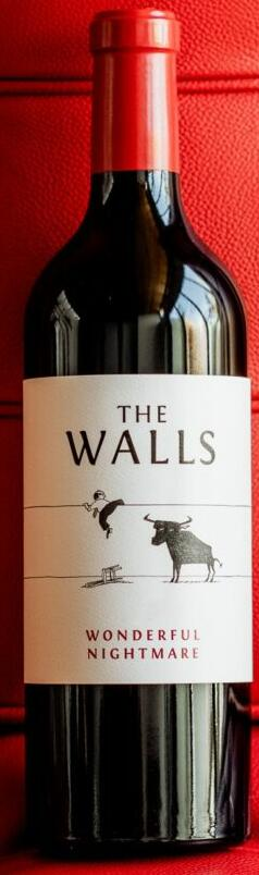 The Walls Wonderful Nightmare Tempranillo Bottle Preview