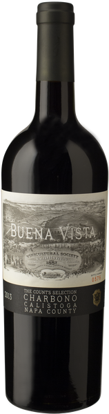 Buena Vista Winery Count's Selection Charbono Bottle Preview