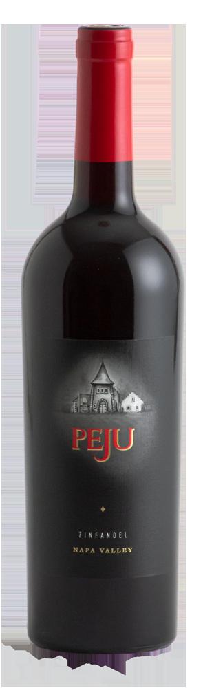 Peju Winery Zinfandel Bottle Preview