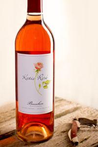 Boeschen Vineyards Katie Rose Bottle Preview