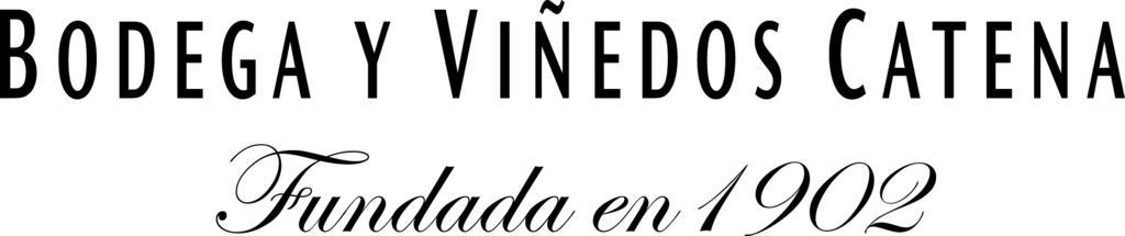 Bodega y Viñedos Catena Logo