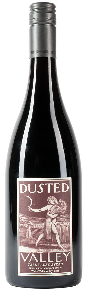 Dusted Valley Tall Tales Syrah Bottle Preview
