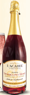 L'Acadie Vineyards Sparkling Rosé