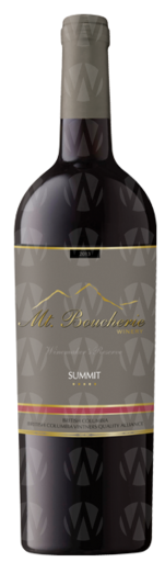 Mt. Boucherie Family Estate Summit Winemaker's Reserve