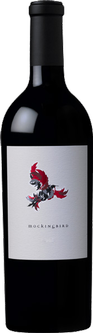 Mockingbird Red Bottle