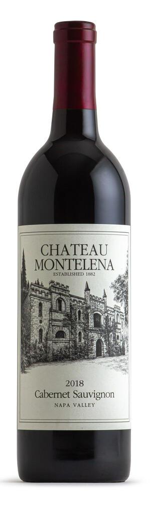 Chateau Montelena Napa Valley Cabernet Sauvignon Bottle Preview