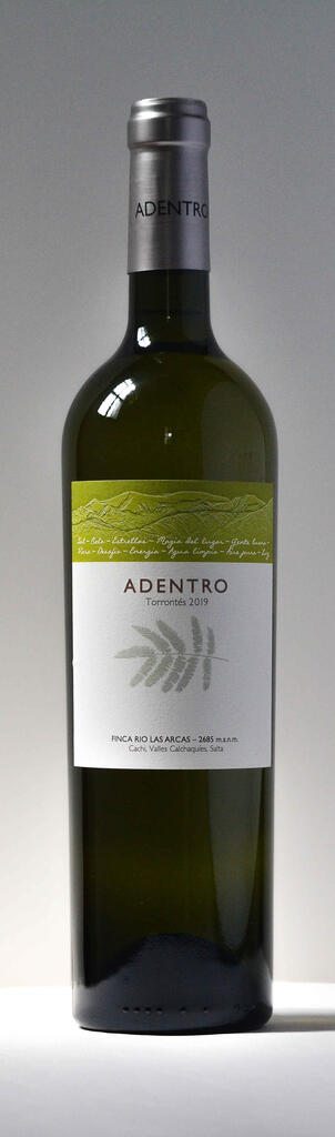 ADENTRO Torrontés Bottle