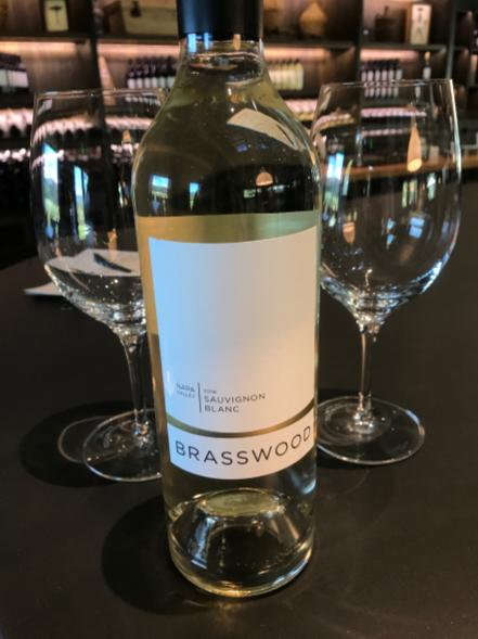 Brasswood Sauvignon Blanc Bottle Preview