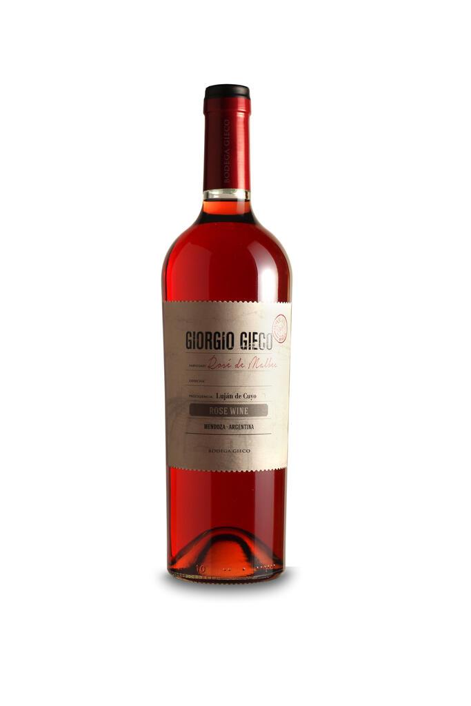 Giorgio Gieco Rose of Malbec Single Vineyard Bottle