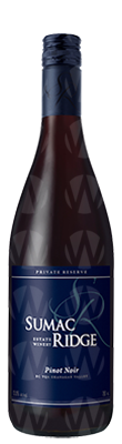 Sumac Ridge Estate Winery Pinot Noir