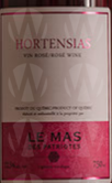 Vignoble Le Mas des Patriotes Hortensias