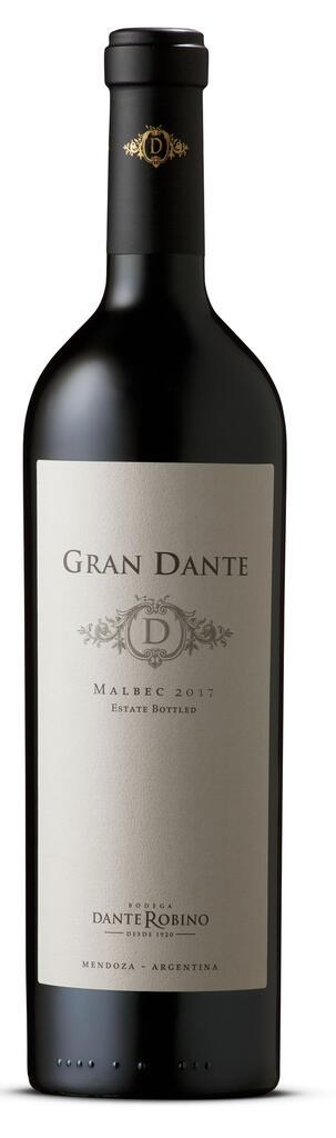 Gran Dante Malbec Bottle
