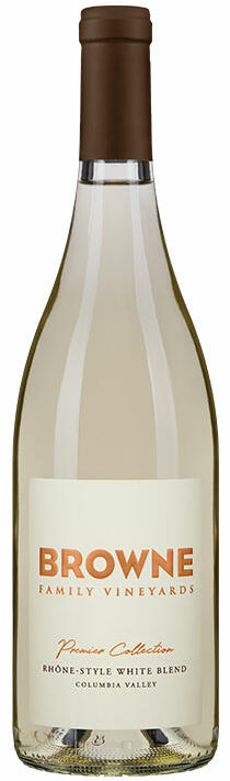 Browne Family Vineyards Rhone Style White Blend Bottle Preview