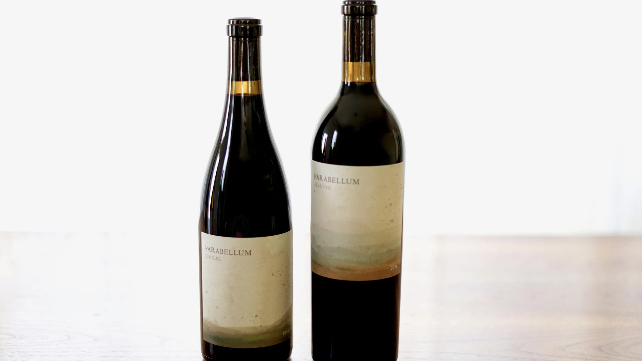 Parabellum Wines by Force Majeure Cover Image