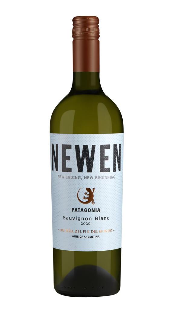 Bodega del Fin del Mundo Newen Sauvignon Blanc Bottle Preview