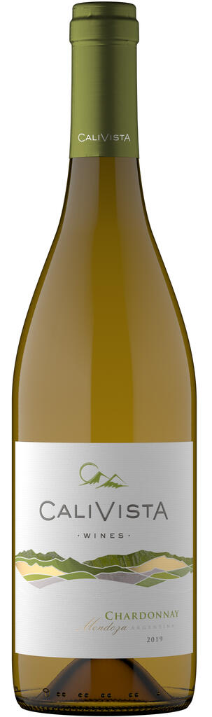 Calivista Wines Chardonnay Bottle Preview