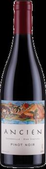Ancien Wines COOMBSVILLE MINK VINEYARD PINOT NOIR Bottle Preview