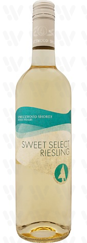 Sprucewood Shores Estate Winery Sweet Select Riesling