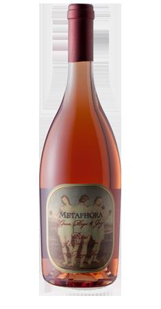 Metaphora Wines Rosé of Pinot Noir Bottle Preview