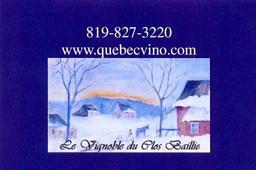 Vignoble du Clos Baillie Logo