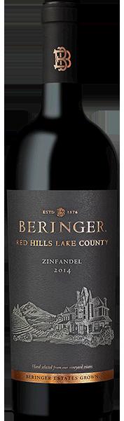 Beringer Vineyards Beringer Winery Exclusives Zinfandel Napa Valley Bottle Preview