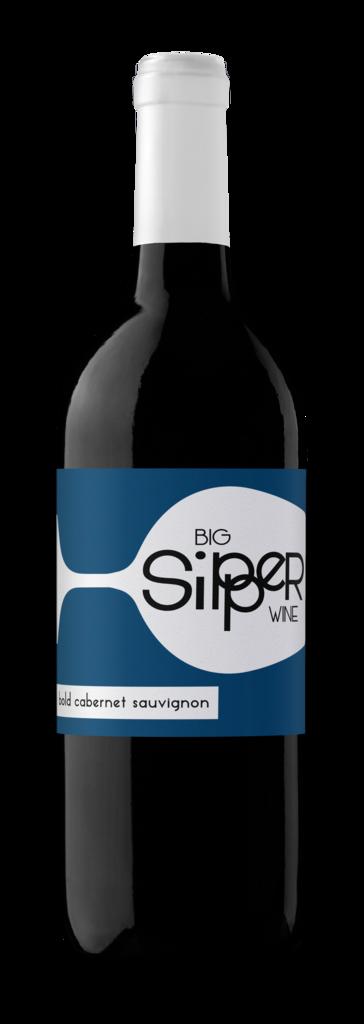 Big Sipper Wine Big Sipper | Cabernet Sauvignon | California Bottle Preview