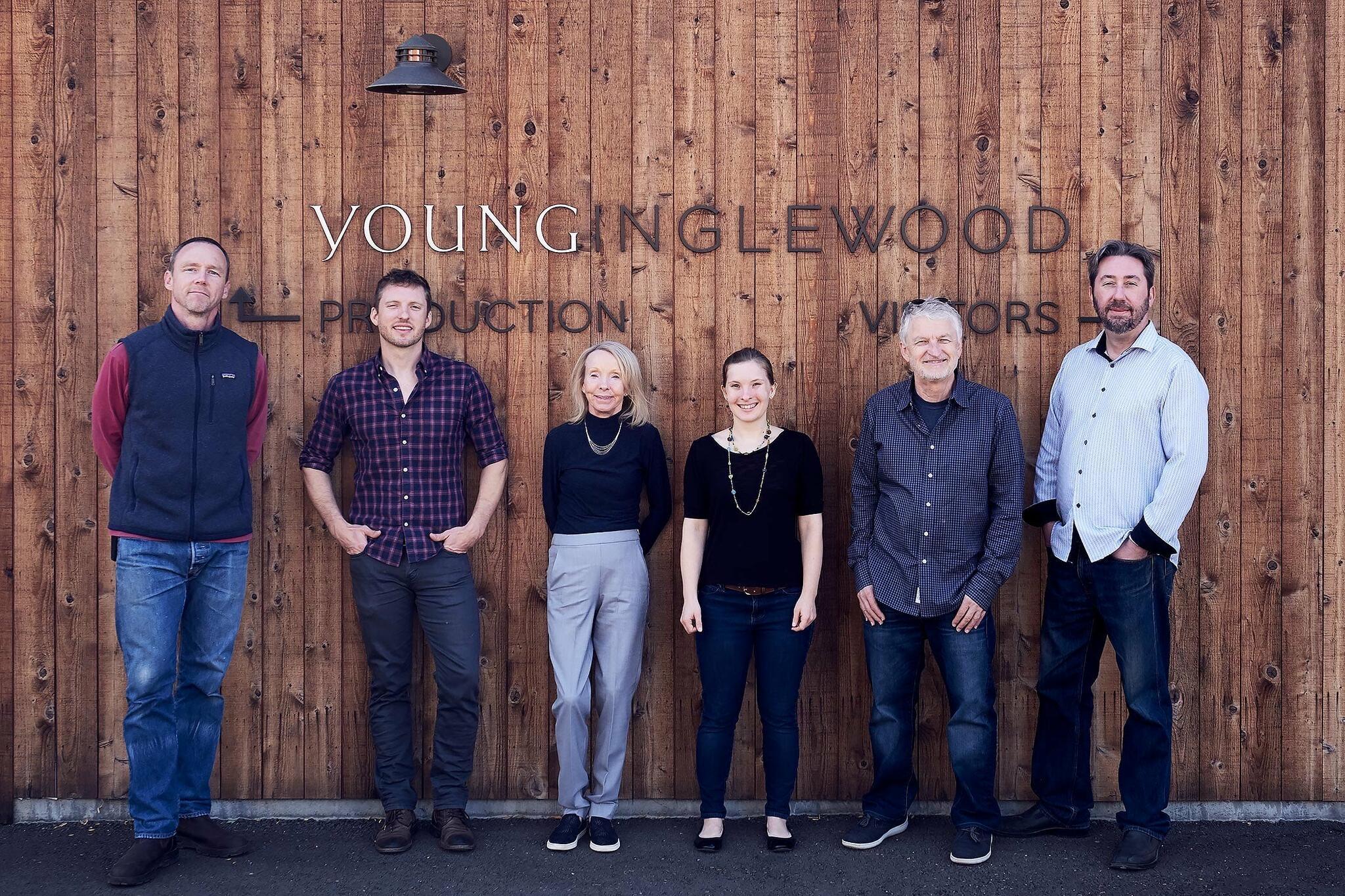 Young Inglewood Vineyards Cover Image