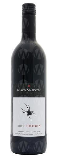 Black Widow Winery Phobia