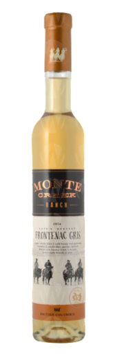 Monte Creek Ranch Frontenac Gris Later Harvest