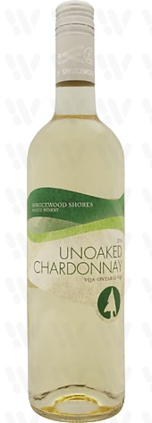 Sprucewood Shores Estate Winery Unoaked Chardonnay