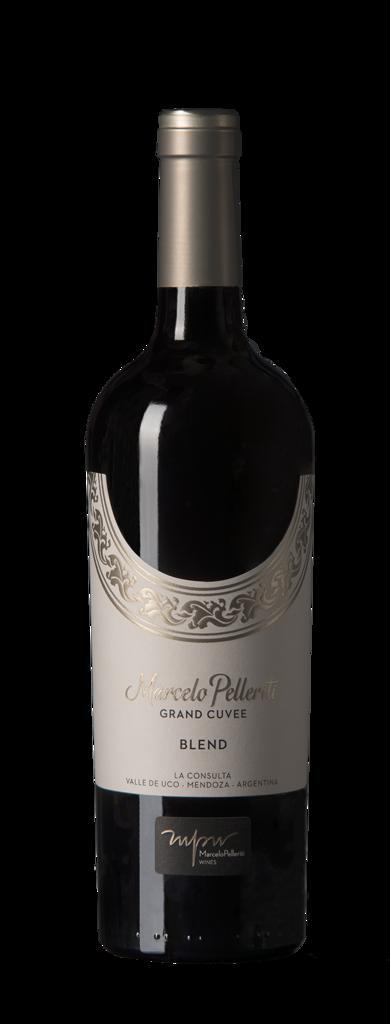 Marcelo Pelleriti Grand Cuvee Blend Bottle