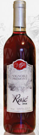 Vignoble Prémont Rosé
