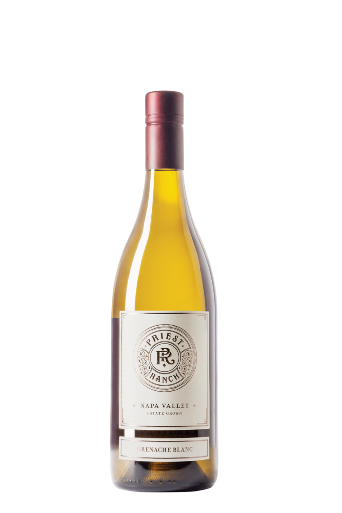 Priest Ranch Winery Grenache Blanc Bottle Preview