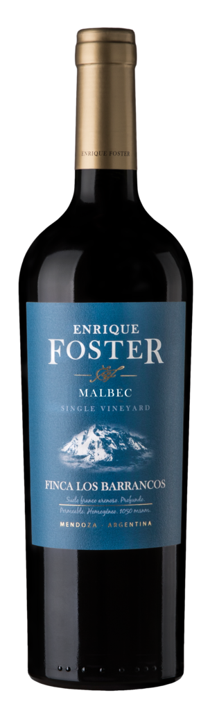 Bodega Foster Lorca Foster Los Barrancos Single Vineyard Malbec Bottle Preview