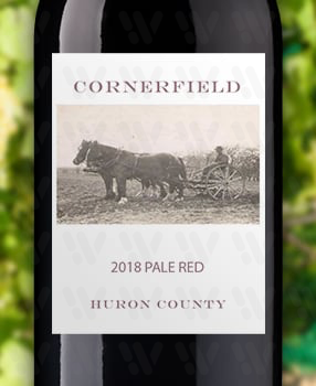 Cornerfield Wine Co. Pale Red