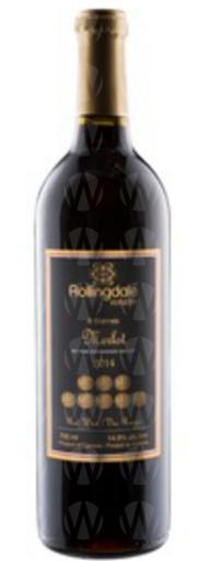 Rollingdale Winery 8 Barrels Merlot