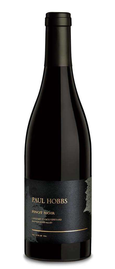 Paul Hobbs Katherine Lindsay Estate Pinot Noir Bottle Preview