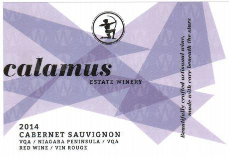 Calamus Estate Winery Cabernet Sauvignon