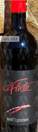 Waupoos Estates Winery Flirty Red