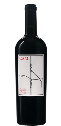 CAMi Vineyards Red Wine Bottle Preview