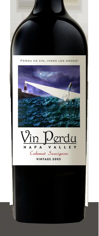 Vin Perdu Napa Valley Bottle