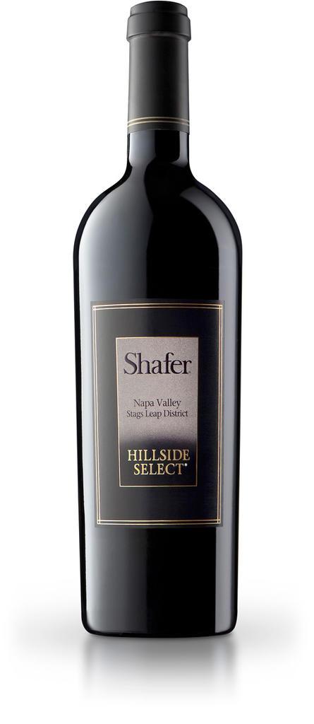 Shafer Vineyards Hillside Select Bottle Preview