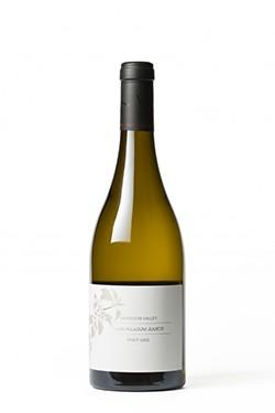 Long Meadow Ranch Winery Pinot Gris Anderson Valley Bottle Preview