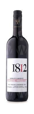Palatine Hills Estate Winery 1812 Merlot Cabernet