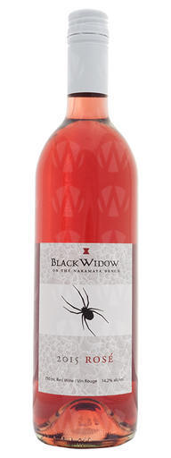 Black Widow Winery Rose