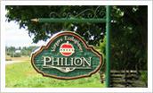 Vergers Écologiques Philion Logo