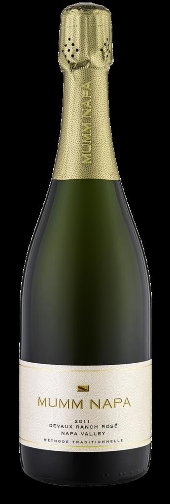 Mumm Napa Devaux Ranch Rosé Bottle Preview