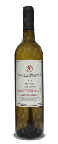 Pacific Breeze Winery Sauvignon Blanc