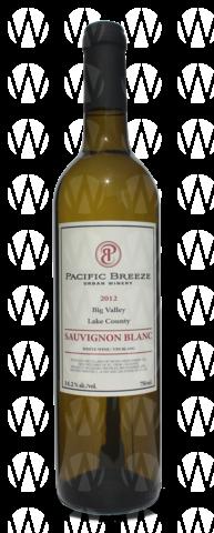 Pacific Breeze Winery Sauvignon Blanc