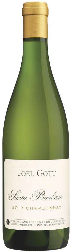 Joel Gott Wines Joel Gott Santa Barbara Chardonnay Bottle Preview